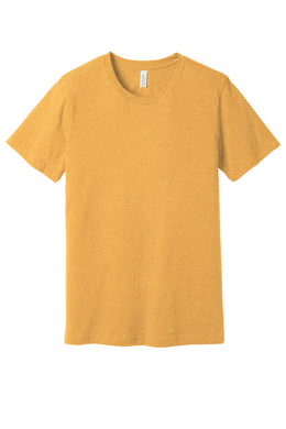 BC3001CVC-Heather Mustard