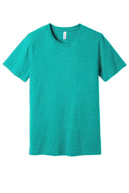 BC3001CVC-Heather Sea Green