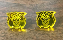 Load image into Gallery viewer, Wildcat Earrings