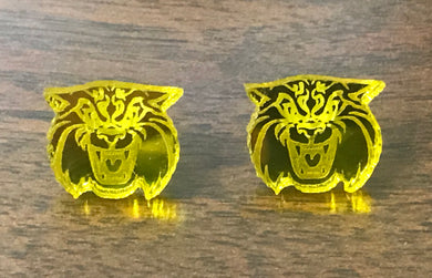 Wildcat Earrings