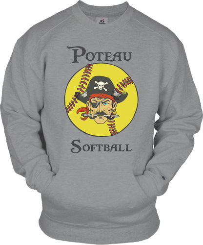 Pirate Softball -  POCKET CREW