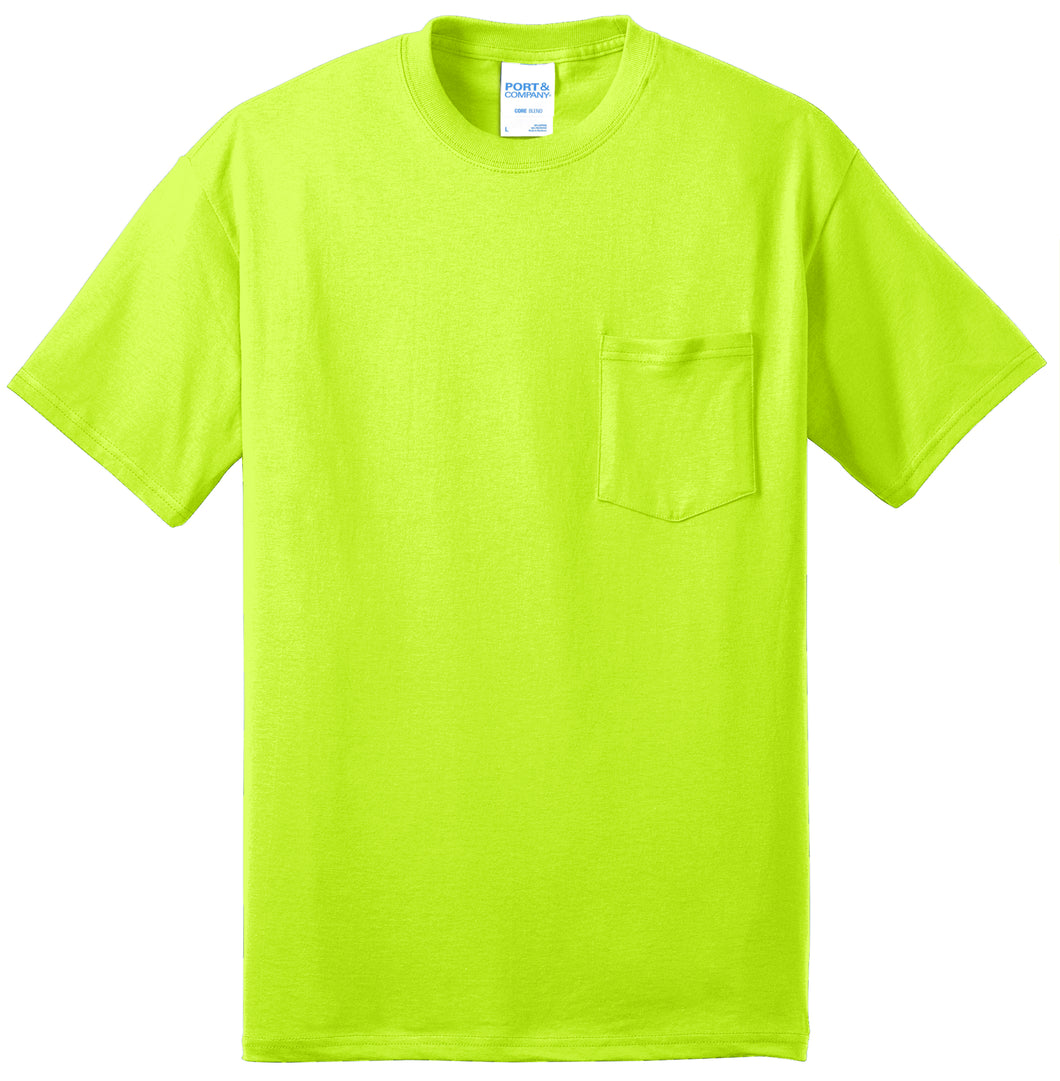 PC55P-Safety Green