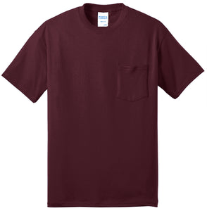 PC55P-Athletic Maroon