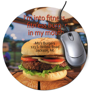 Mouse Pad - Neoprene