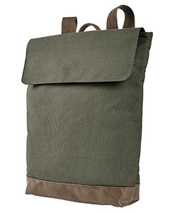 AP1922- Authentic Pigment Canvas Rucksack