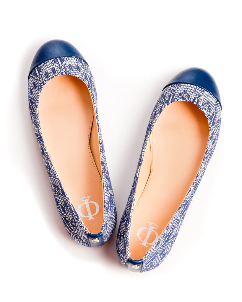 The Camissa Ballet in Blue