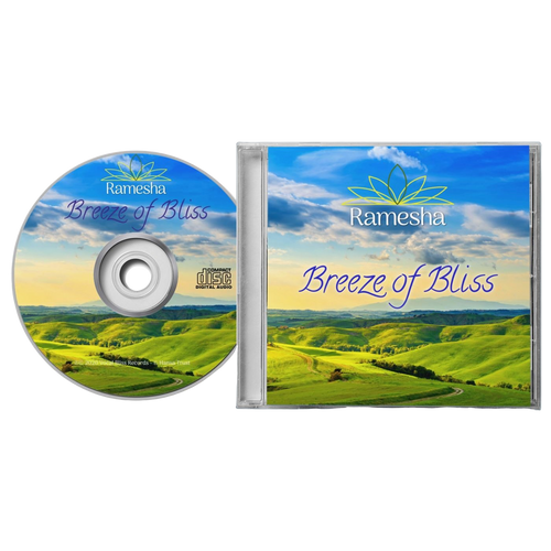 'BREEZE OF BLISS' - Physical CD