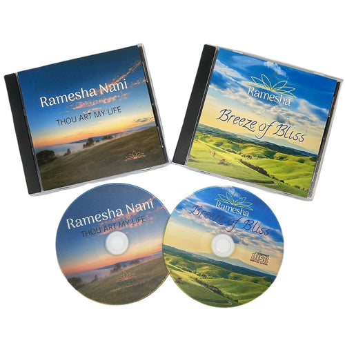 'THOU ART MY LIFE' & 'BREEZE OF BLISS' Bundle - Physical CDs