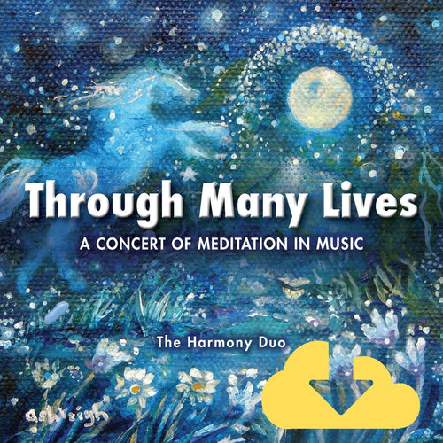 'THROUGH MANY LIVES' - Digital Download *