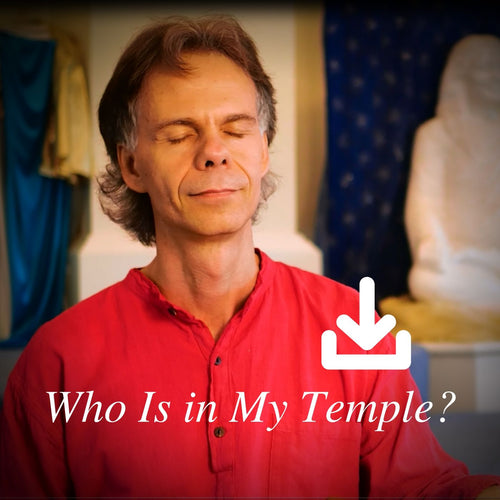 WHO IS IN MY TEMPLE? - Digital