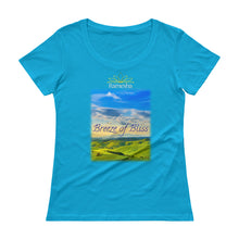 Load image into Gallery viewer, 'BREEZE OF BLISS' LADIES T-SHIRT