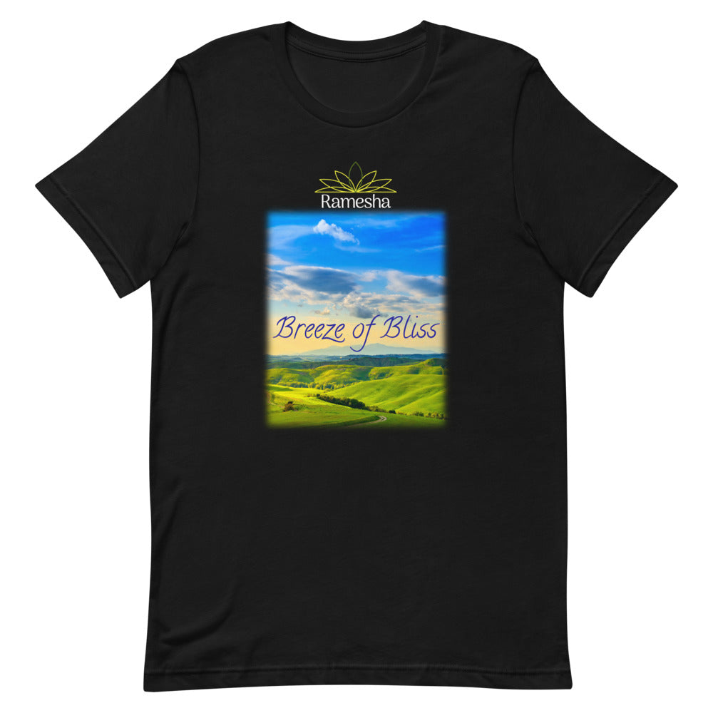 'BREEZE OF BLISS' T-SHIRT