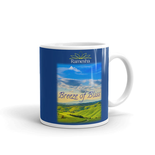 'BREEZE OF BLISS' MUG