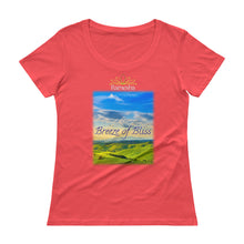 Load image into Gallery viewer, 'BREEZE OF BLISS' - Digital Download * + Ladies T-Shirt Bundle