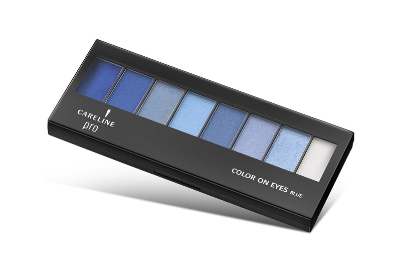 Careline 8 Eye Shadow Set