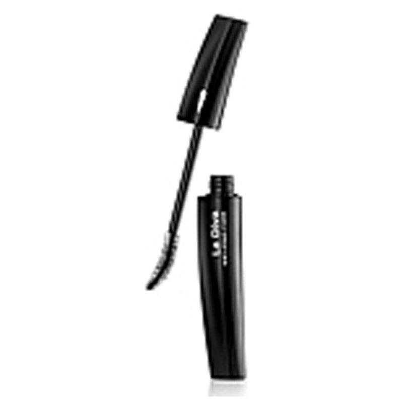 Careline La Diva Mascara Extreme Curl Up - Black