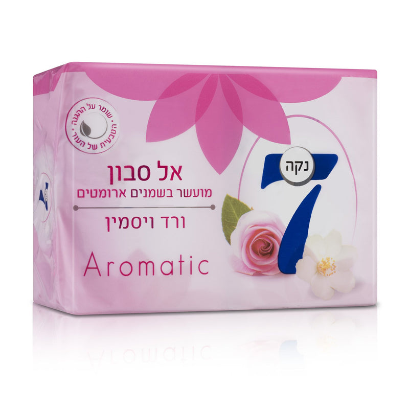 Neca 7 Solid Soap Aroma Pink 4pk (single have different UPC)