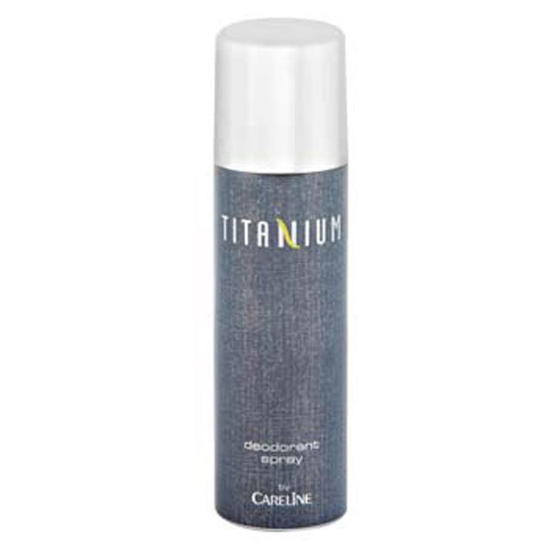 Titanium Classic Deodorant Spray, 180ml