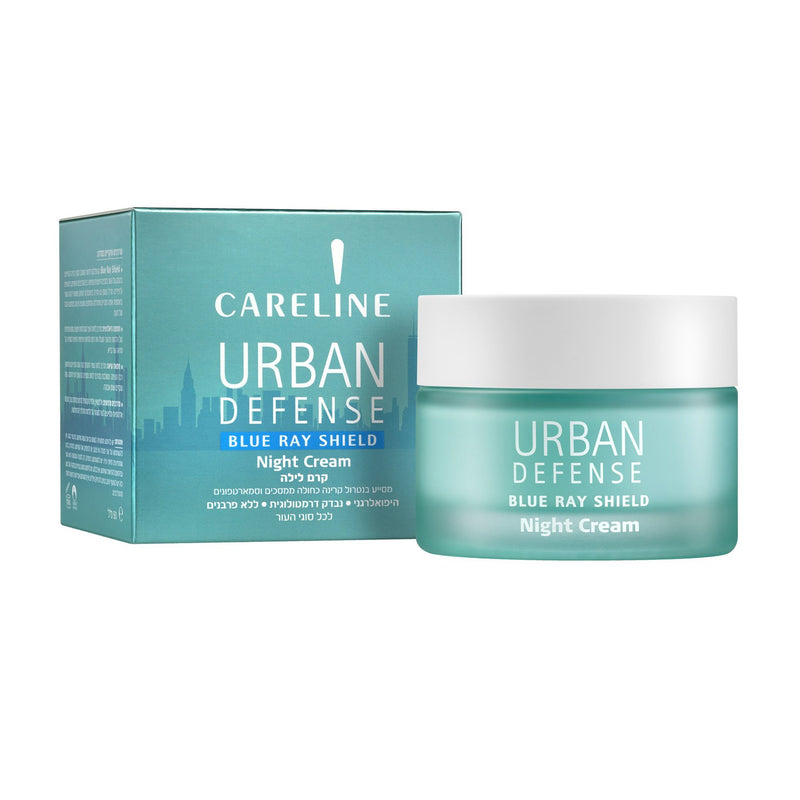 Careline Urban Defense Moisturizing Night Cream 50ml