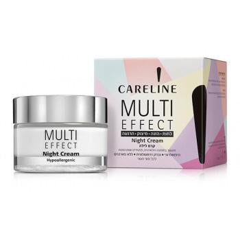 Careline Multi Effect Night Cream, 50ml