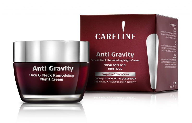 Careline Anti Gravity Night Restoration Cream 50ml