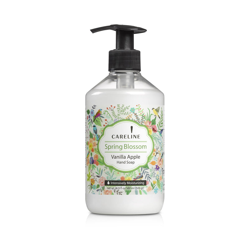 Careline Hand Soap, Spring Blossom 500ml