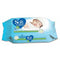 Softcare Baby Wipes Fragrance Free, pk of 4