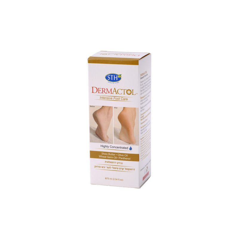 Dermactol Intensive Foot Cream, 75ml