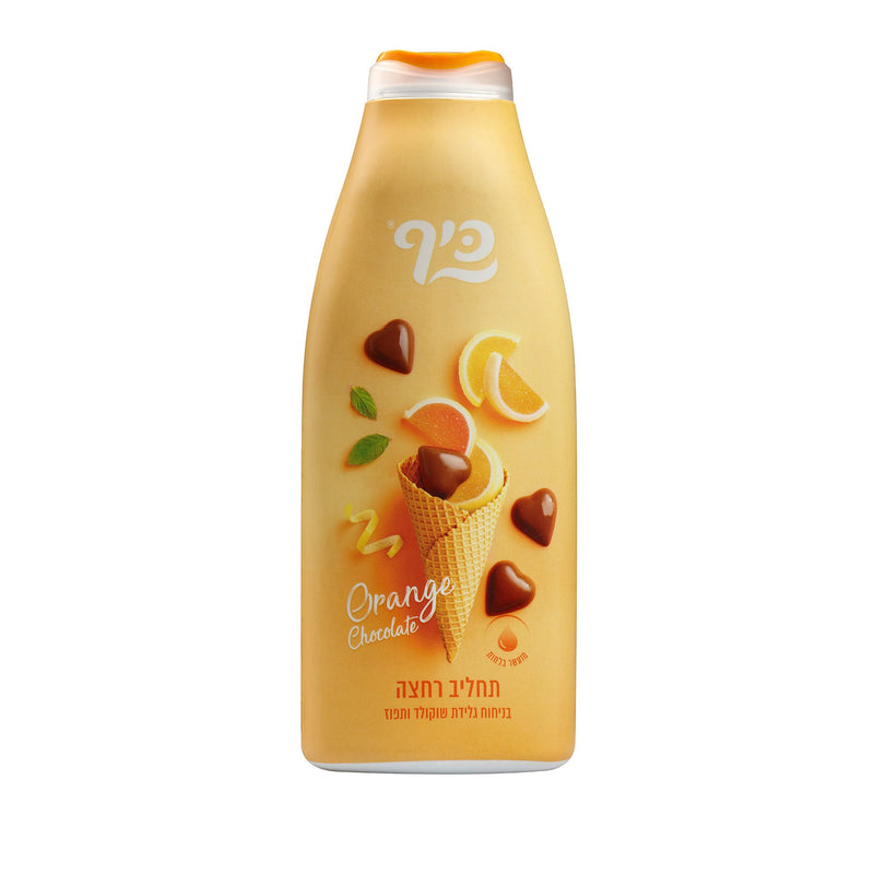 Keff Body Wash Chocolate Orange 700ml