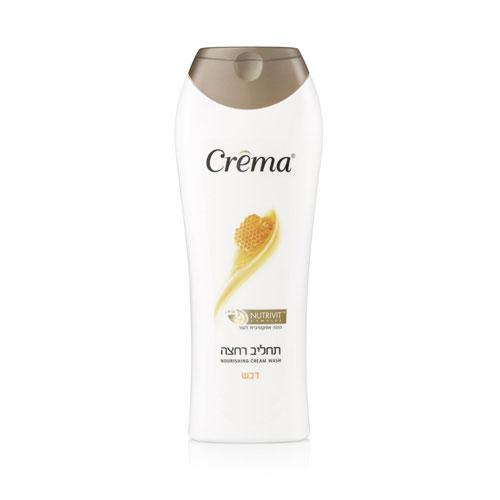 Crema Body Wash Honey 750ml
