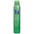 Fa Caribbean Lemon Deodorant Spray, 200ml