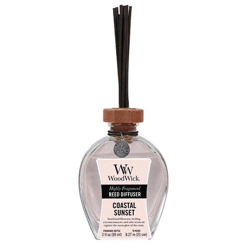 WoodWick Reed Diffuser 3oz - Coastal Sunset