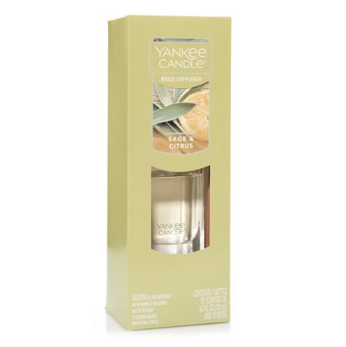 Yankee Candle Decor Reed Diffusers - Sage & Citrus