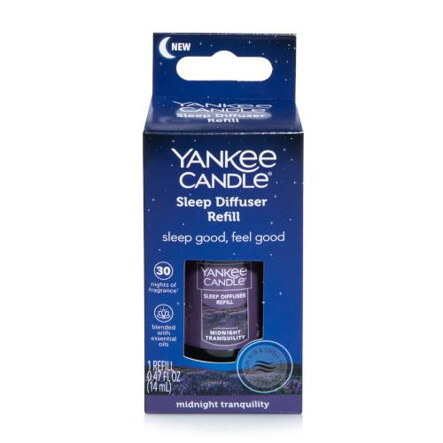 Yankee Candle Sleep Diffuser Refill - Midnight Tranquility