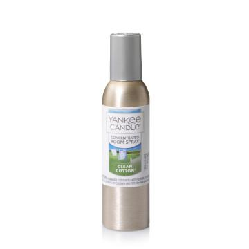 Yankee Candle Concentrated Aerosol Room Spray -  Clean Cotton