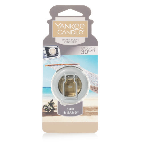 Yankee Candle SmartScent Vent Clip - Sun & Sand