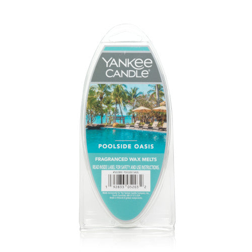 Yankee Candle Wax Melt - Poolside Oasis