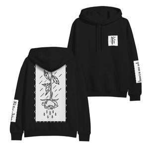 Patch Black Pullover