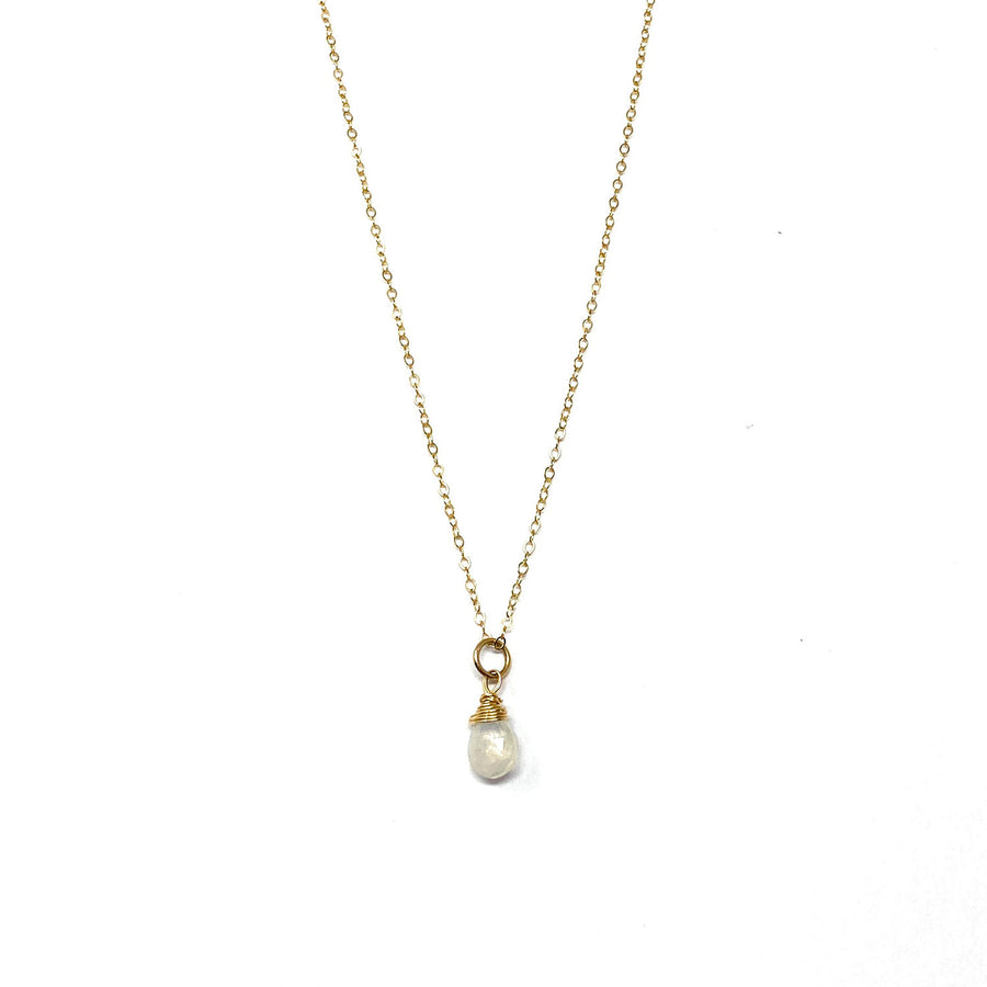 Herkimer Diamond Necklace - Small