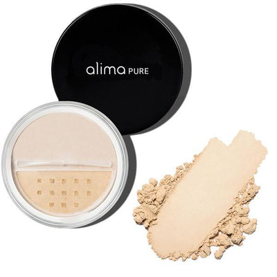 Alima Pure Satin Matte Foundation Beige 2