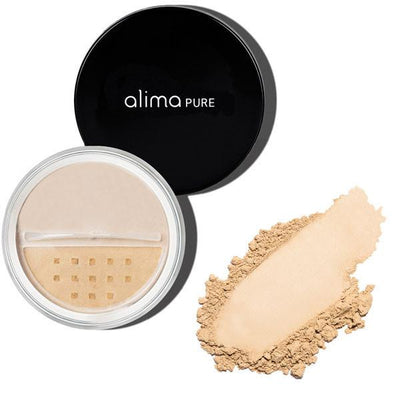 Alima Pure Satin Matte Foundation Beige 3