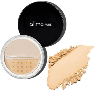 Alima Pure Satin Matte Foundation Beige 4