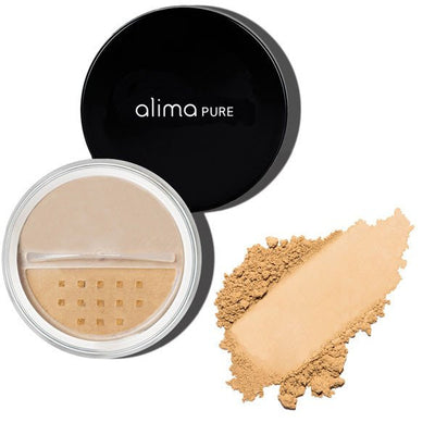 Alima Pure Satin Matte Foundation Beige 5