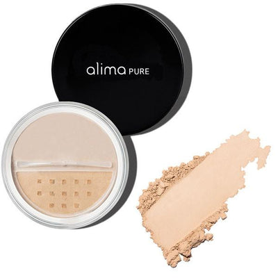 Alima Pure Satin Matte Foundation Neutral 3