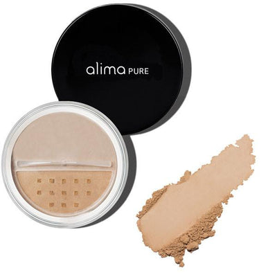 Alima Pure Satin Matte Foundation Neutral 5