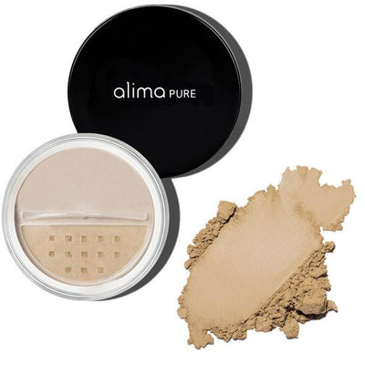 Alima Pure Satin Matte Foundation Olive 3
