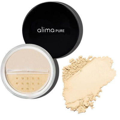 Alima Pure Satin Matte Foundation Warm 2