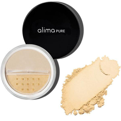 Alima Pure Satin Matte Foundation Warm 3