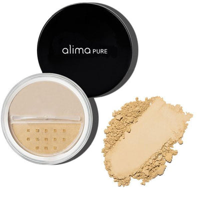 Alima Pure Satin Matte Foundation Warm 4