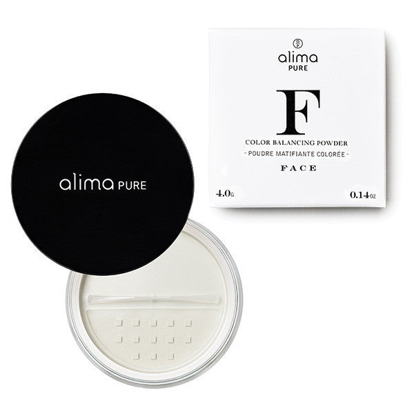 ALIMA PURE - Color Balancing Powder - Pistachio - The Nature of Beauty